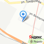 АвтоRelax на карте Санкт-Петербурга