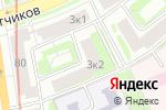 Схема проезда до компании Экос в Санкт-Петербурге