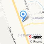 Фейрверк 24 на карте Санкт-Петербурга