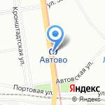 ВЕСЕЛЫЙ ЦВЕТОЧНИК на карте Санкт-Петербурга