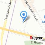 Мы на карте Санкт-Петербурга