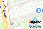Схема проезда до компании Best Instruments в Санкт-Петербурге