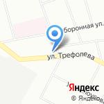 Высшая школа технологий и энергетики на карте Санкт-Петербурга