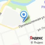Морские Навигационные Системы на карте Санкт-Петербурга
