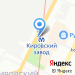 Твои деньги на карте Санкт-Петербурга
