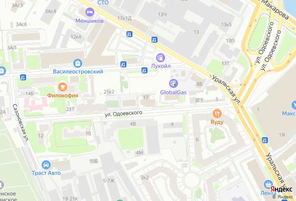 купить квартиру в ЖК Одоевский апарт (ODOEVSKIJ Apart)