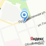 Трали Вали на карте Санкт-Петербурга