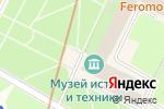 Схема проезда до компании Свет Маяка в Санкт-Петербурге