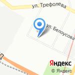 Безопасность на карте Санкт-Петербурга
