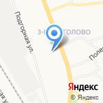 Архитектурная мастерская С. Ерофеева на карте Санкт-Петербурга