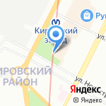 Фотостудия на карте Санкт-Петербурга