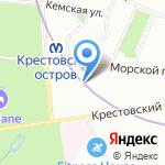Engel & Volkers на карте Санкт-Петербурга