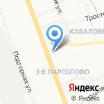ПроВинСтрой на карте Санкт-Петербурга