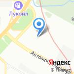 Петербургская Транспортная Компания на карте Санкт-Петербурга