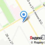 ИнфоТех на карте Санкт-Петербурга