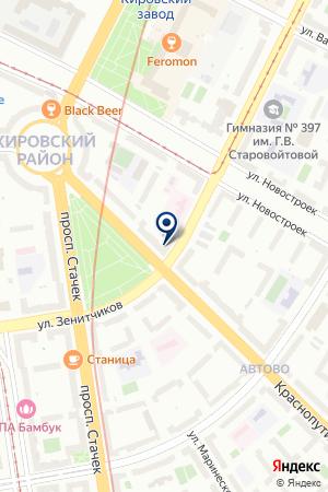 Шунгит-Аптека на карте Санкт-Петербурга