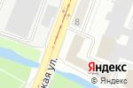 Схема проезда до компании Climate technology group в Санкт-Петербурге