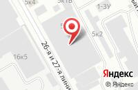 Схема проезда до компании КБ Вест-Тер в Санкт-Петербурге