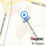 RosyRose на карте Санкт-Петербурга