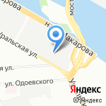ZaParketom на карте Санкт-Петербурга
