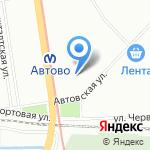 Мастерская по ремонту часов на карте Санкт-Петербурга