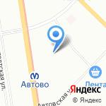 ALLBODY на карте Санкт-Петербурга