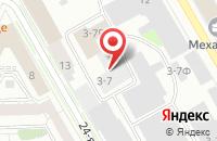 Схема проезда до компании Торговый дом  в Санкт-Петербурге