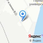 ugona.net на карте Санкт-Петербурга
