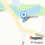 ЖСК №1262 на карте Санкт-Петербурга