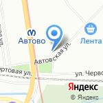 ChestCom на карте Санкт-Петербурга