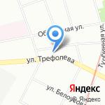 ФилинГрупп на карте Санкт-Петербурга