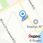 ТехноЩетка на карте Санкт-Петербурга