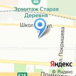 Ремонт-Гарант на карте Санкт-Петербурга