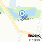 Городская поликлиника №111 на карте Санкт-Петербурга