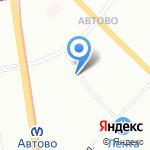 Энергия на карте Санкт-Петербурга