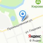 Высшая Школа Экономики на карте Санкт-Петербурга