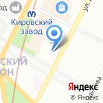 Biosea на карте Санкт-Петербурга