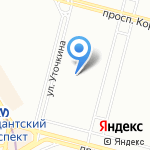 Петромебель на карте Санкт-Петербурга