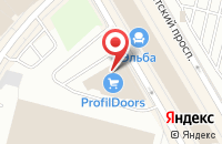Схема проезда до компании Первая Балтийская Компания в Санкт-Петербурге