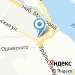 Context-Club на карте Санкт-Петербурга