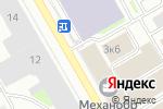 Схема проезда до компании Нордико СПб в Санкт-Петербурге