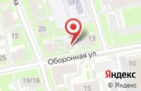 Схема проезда до компании Принт-Сервис в Санкт-Петербурге