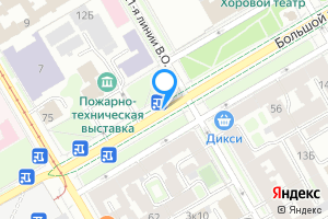Сдается комната в пятикомнатной квартире в Санкт-Петербурге м. Приморская, Большой проспект Васильевского острова