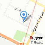 ВПК УДАРНИК на карте Санкт-Петербурга