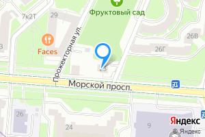 Снять комнату в Санкт-Петербурге м. Крестовский остров, Морской проспект, 23