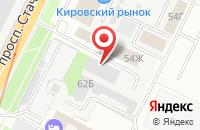 Схема проезда до компании Восточно-Европейская Консалтинговая Группа в Санкт-Петербурге