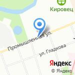 Наша Столовая на карте Санкт-Петербурга