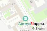 Схема проезда до компании YOU`R ART & PETROVSKAYA(N) в Санкт-Петербурге