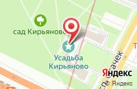 Схема проезда до компании Талактити в Санкт-Петербурге