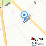 Детская стоматологическая поликлиника №4 на карте Санкт-Петербурга